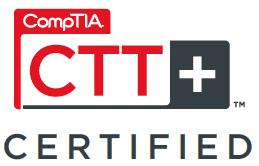 CTT+Certified